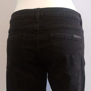 Calvin Klein Black Button Jean's Size 8